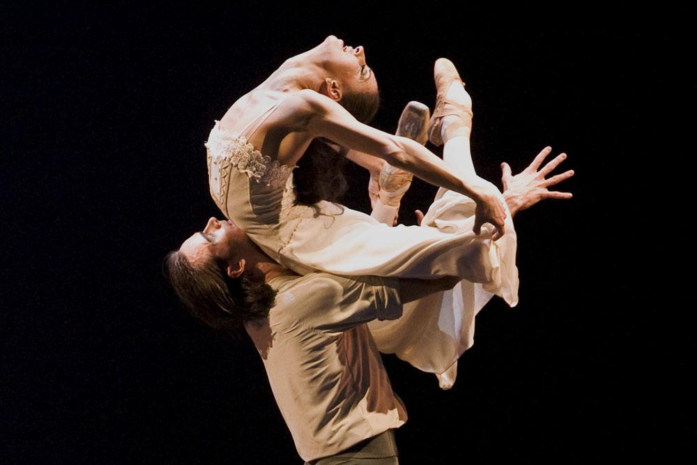 Boris Eifman's Anna Karenina. © Eifman Ballet.