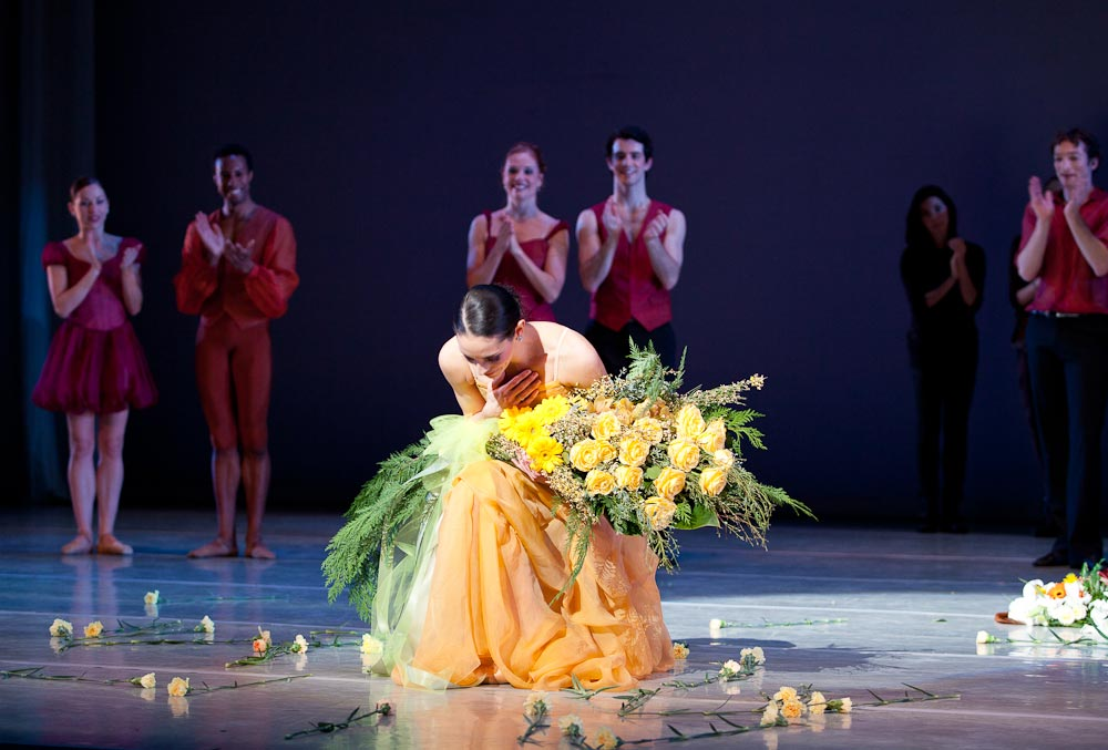Rio, Riolama Lorenzo, making her her final bows. © Alexander Iziliaev.