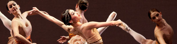 Washington Ballet in Push Comes to Shove. © Brianne Bland. (Click image for larger version)