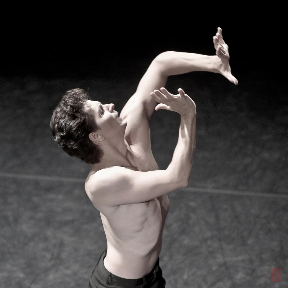 Guillaume Cote. © Nikolay Krusser