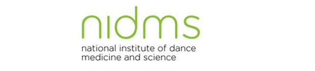 NIDMS Logo. © Dance UK