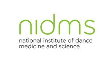 NIDMS Logo. © Dance UK