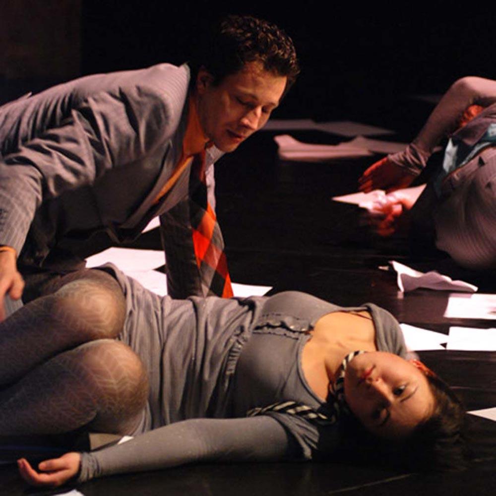 Liquid Theatre in Antidot. © Liquid Theatre. (Click image for larger version)
