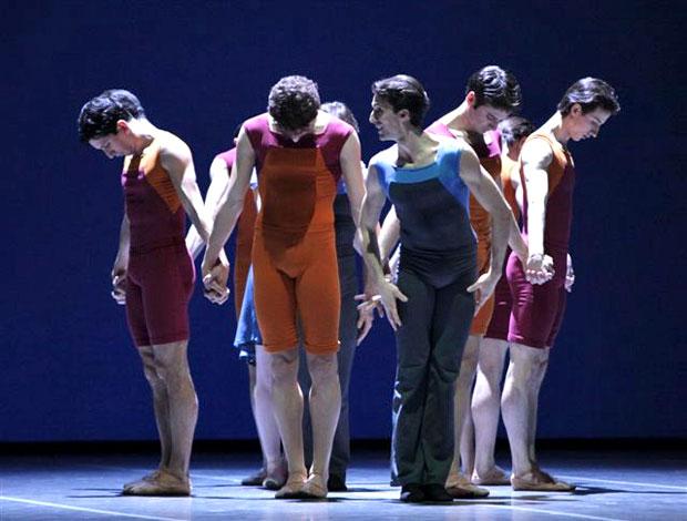 La Scala Ballet in Concerto DSCH. © Rudy Amisano.