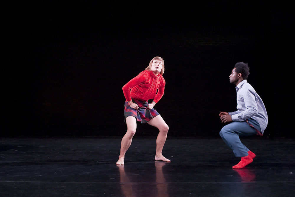 Freddie Opoku-Addaie and Frauke Requardt's Fidelity Project. © Benedict Johnson. (Click image for larger version)
