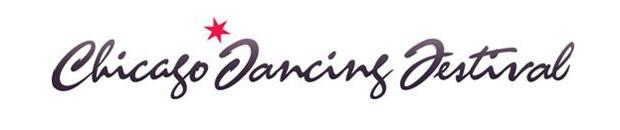 Chicago Dancing Festival logo