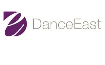 DanceEast logo