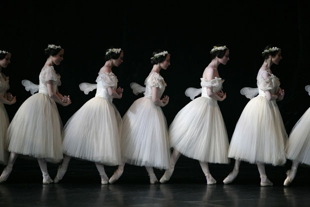 Paris Opera Ballet in <I>Giselle</I>.<br />© Sebastien Mathé. (Click image for larger version)