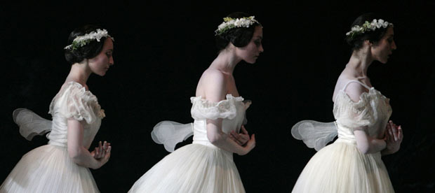 Paris Opera Ballet in Giselle.© Sebastien Mathé. (Click image for larger version)