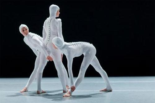 Riccardo Buscarini's <I>Athlets</I>.<br />© Ben Johnson.