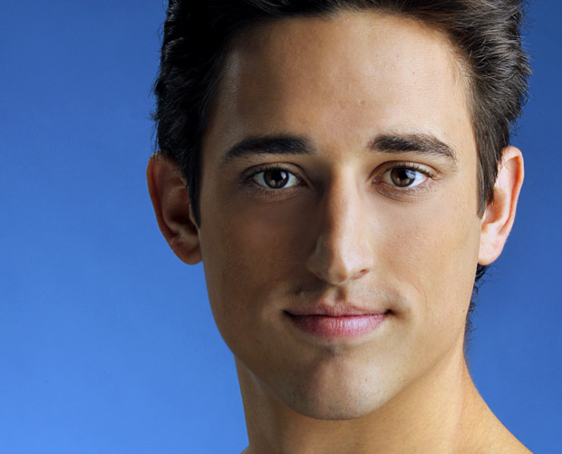 Justin Peck.<br />© Paul Kolnik. (Click image for larger version)