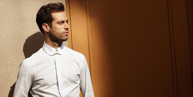 Benjamin Millepied.<br />© Alexander Wagner. (Click image for larger version)