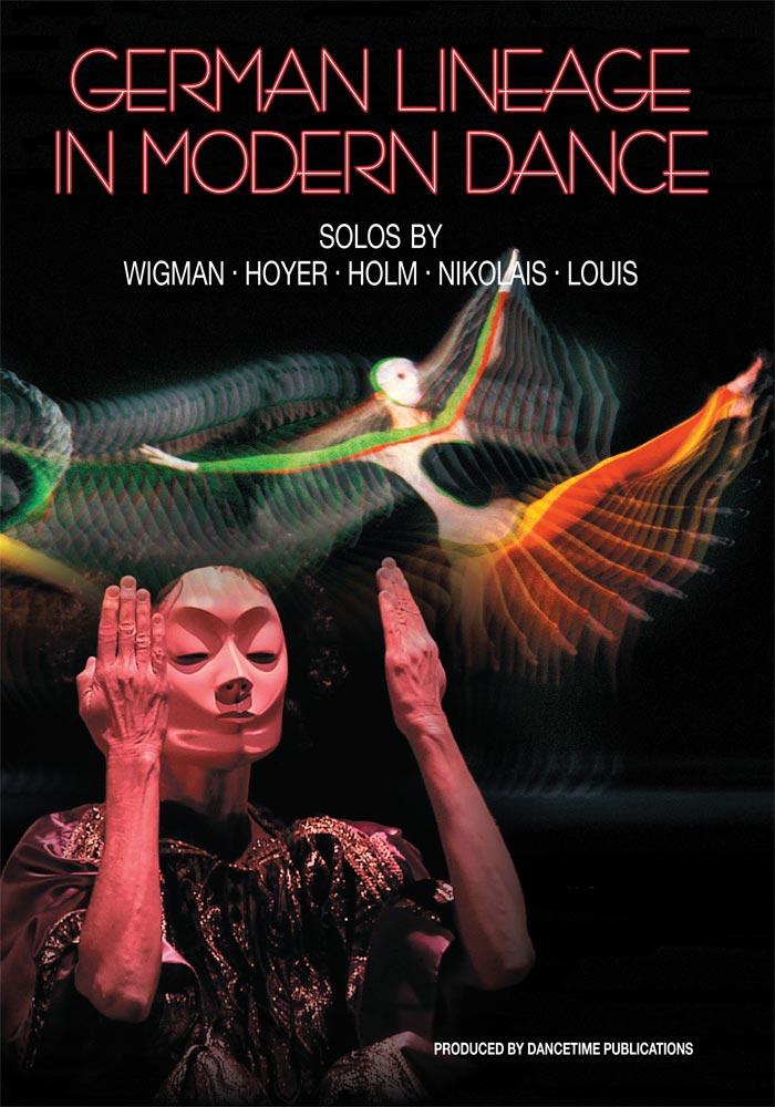 DVD cover.© Dancetime Publications. (Click image for larger version)