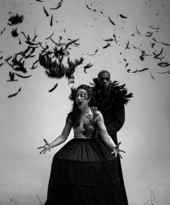 Akram Khan Company publicity image for iTMOi (in the mind of igor).© Richard Haughton. (Click image for larger version)