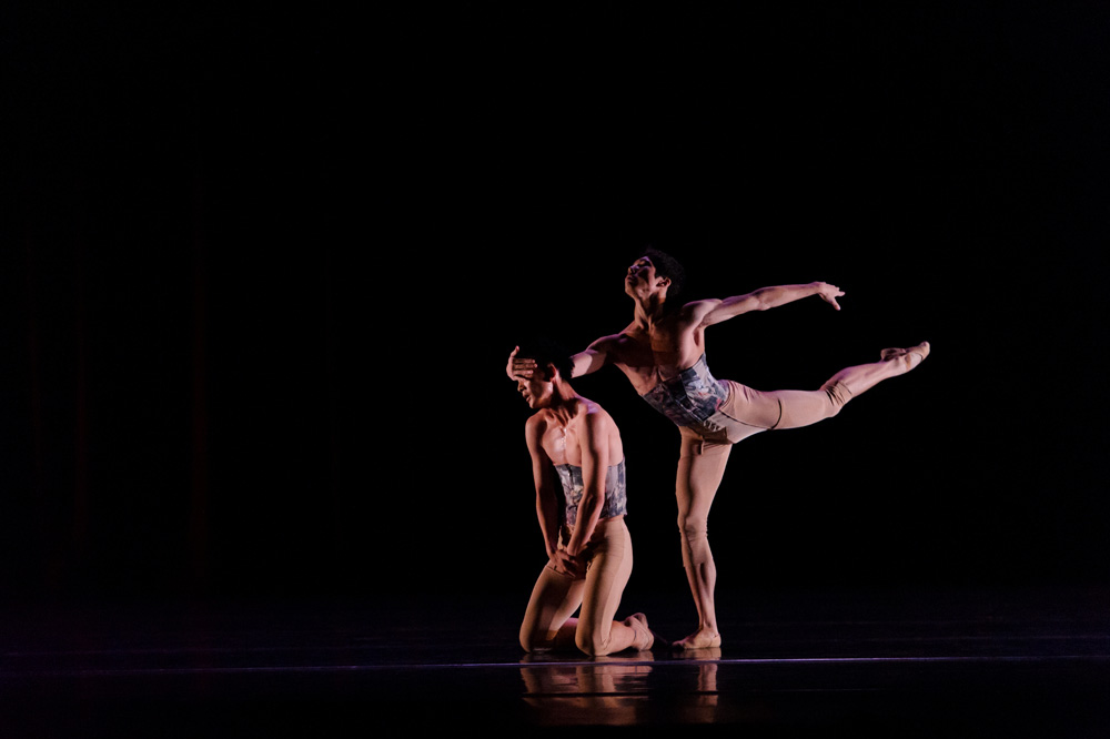 HK Ballet in <I>Castrati</I>.<br />© Conrad Dy-Liacco. (Click image for larger version)