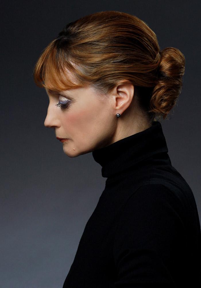 Suzanne Farrell.© Paul Kolnik. (Click image for larger version)
