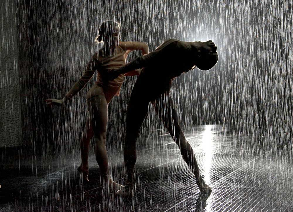 what is a rain dance