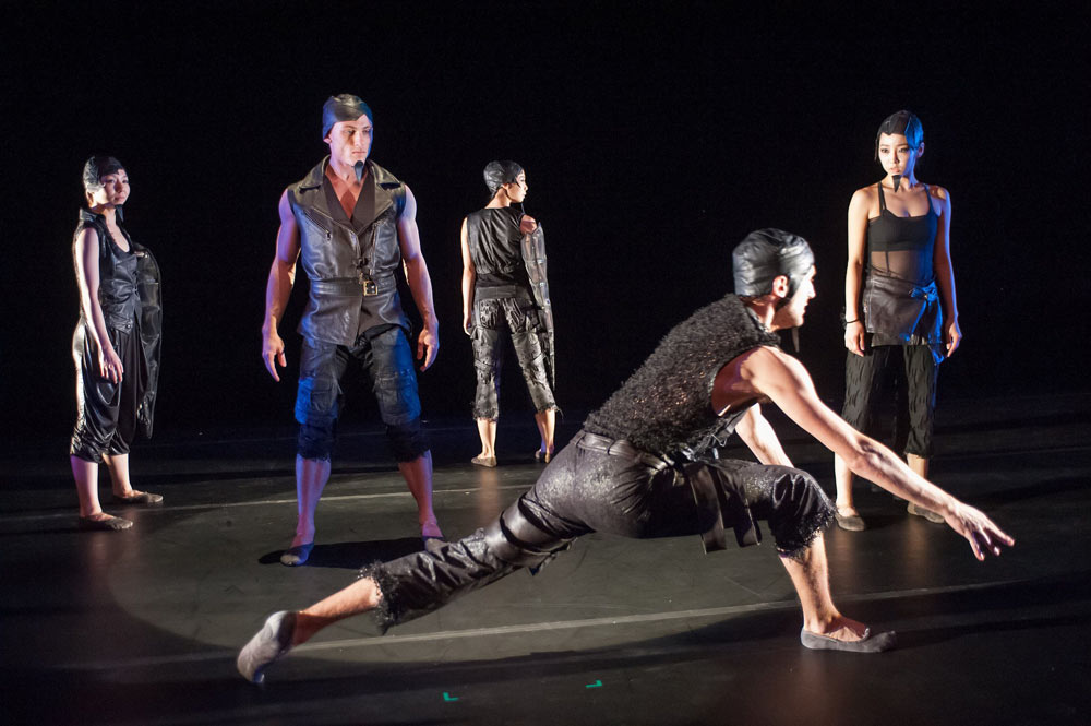 Trey mcintyre project korea ncdc mixed bill new york for Contemporary dance new york