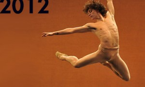 Sergei Polunin in Narcisse.© Dave Morgan. (Click image for larger version)