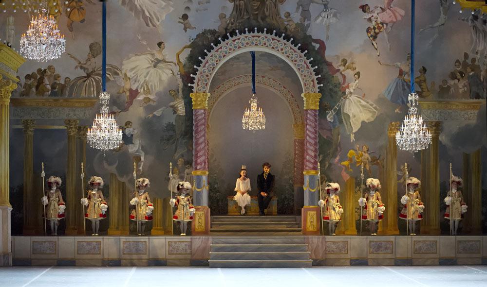 The Nutcracker Prince's Kingdom.<br />© Gene Schiavone. (Click image for larger version)