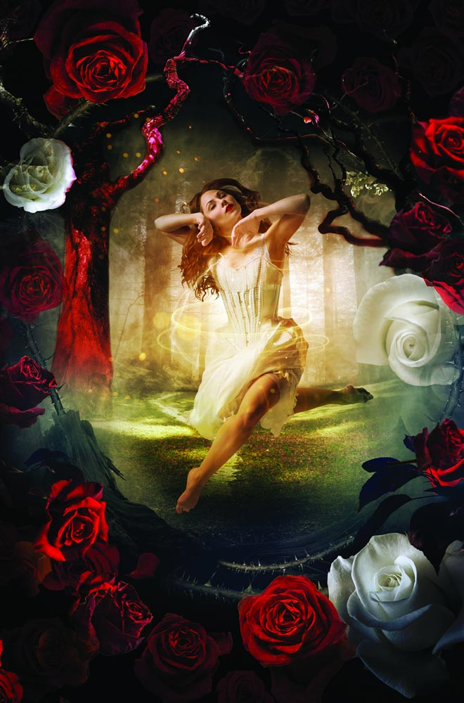 Poster image for Matthew Bourne's Sleeping Beauty.© Hugo Glendinning. (Click image for larger version)