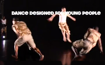 From the Fresh promo video - Khronos performing For Queen & Country?.© The Place.