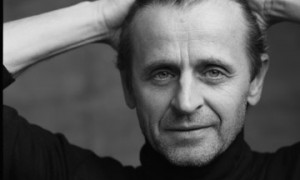 Mikhail Baryshnikov.© Annie Leibowitz. (Click image for larger version)