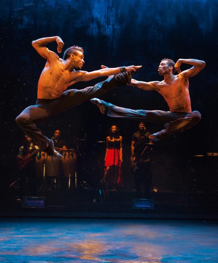 Ballet Revolución.<br />© Nilz Boehme. (Click image for larger version)