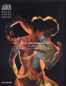 <I>Titian: Metamorphosis</I> book cover.<br />© 2013 the National Gallery.