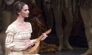 Polina Semionova in Romeo and Juliet.© and provided by HK Leisure & Cultural Services Department(Click image for larger version)