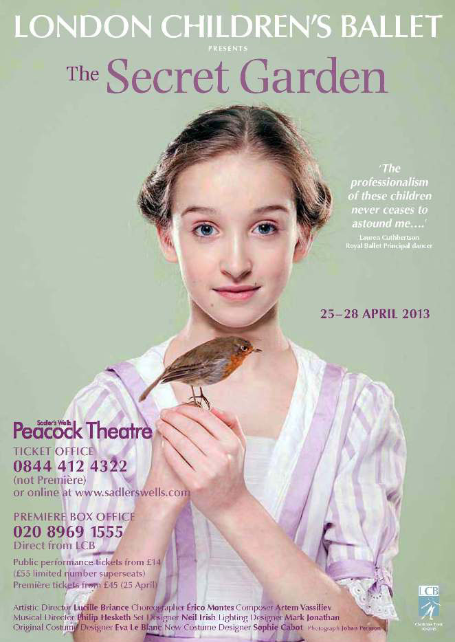 © London Children's Ballet. (Click image for larger version)