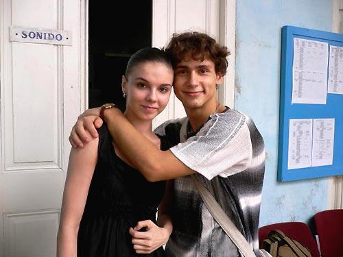Natalia Osipova and partner Ivan Vasiliev in 2006 at the Havana International Ballet Festival. © Margaret Willis