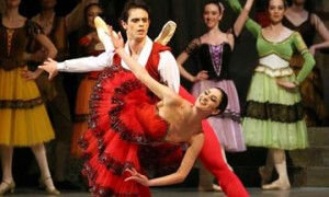 Sofia National Ballet in Don Quixote.© Sofia National Ballet. (Click image for larger version)