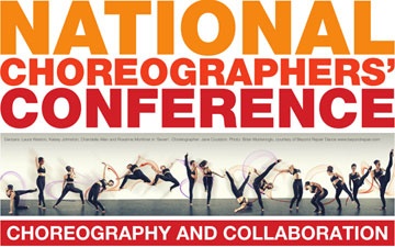 UK National Choreographers' Conference 2013