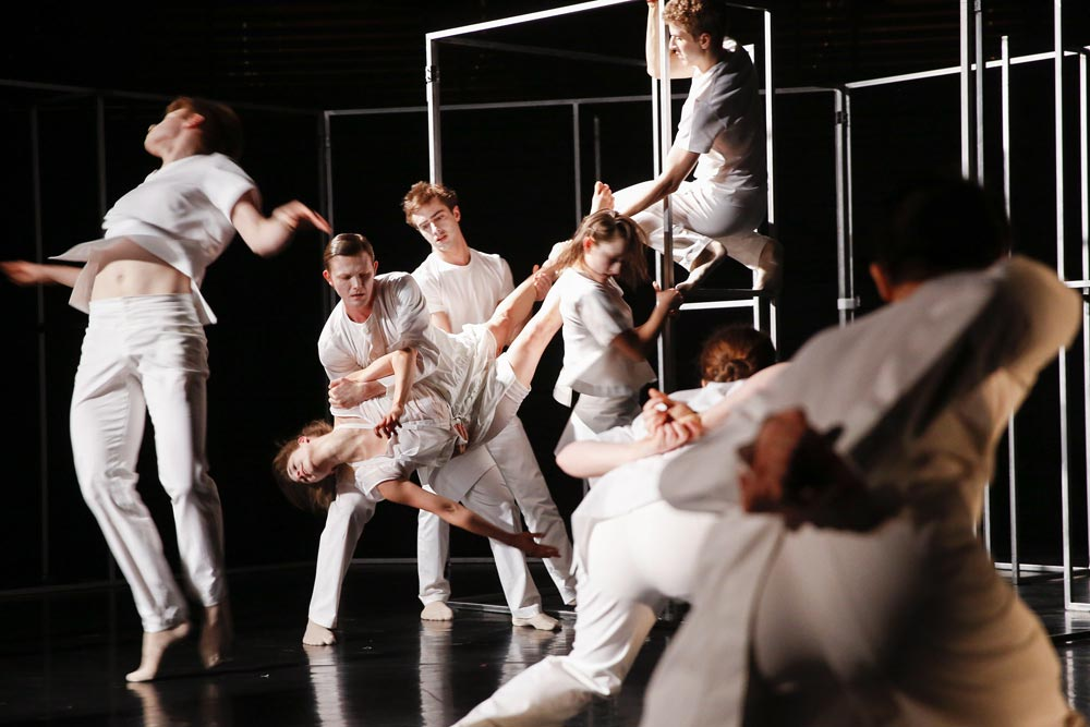 Bern Ballett in Cathy Marston's <I>Witch-hunt</I>.<br />© Philipp Zinniker. (Click image for larger version)