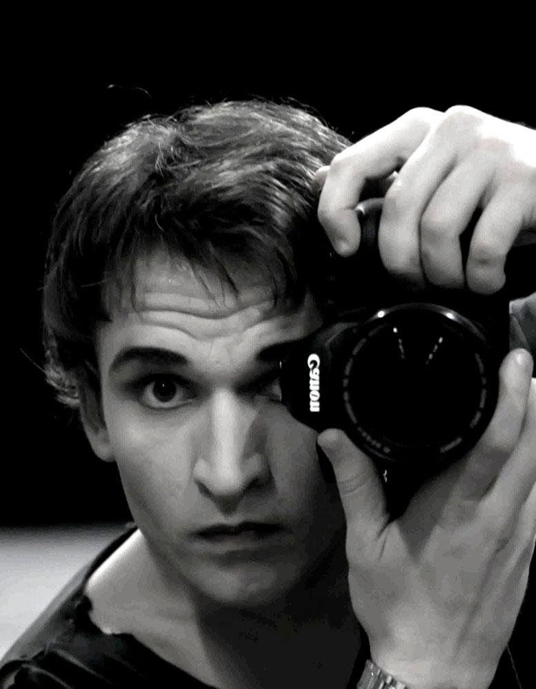 Andrej Uspenski.© Andrej Uspenski, courtesy the Royal Opera House. (Click image for larger version)