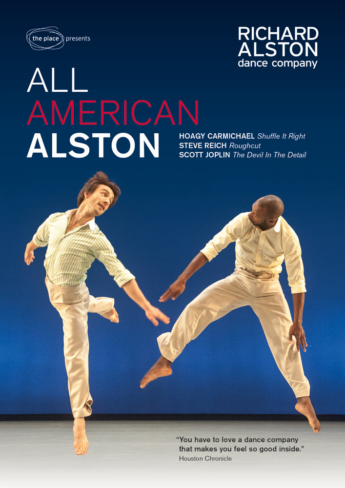 All American Alston DVD cover.© The Place. (Click image for larger version)