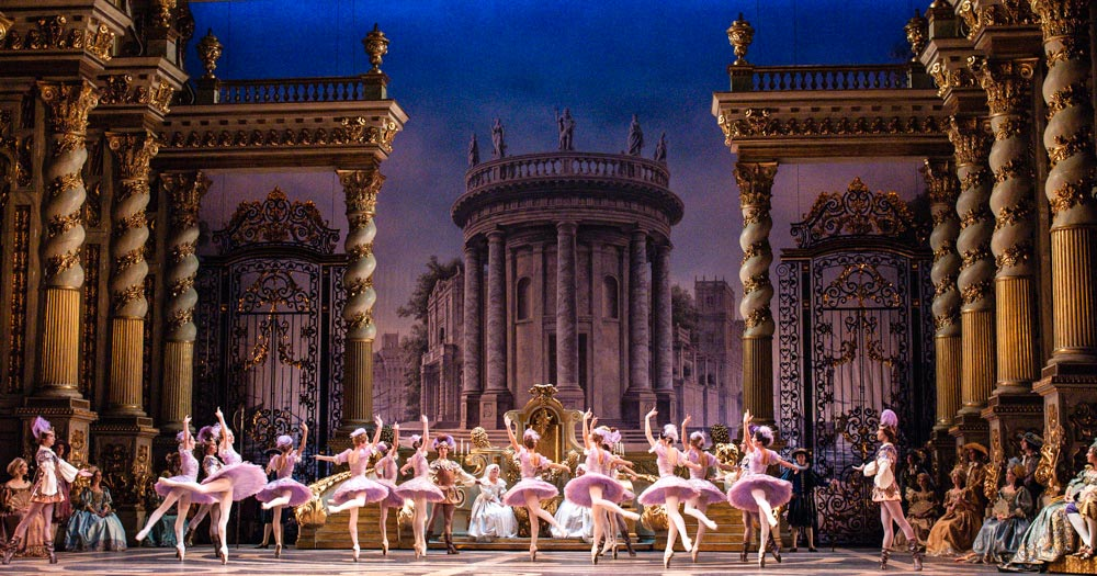 Bolshoi Ballet in The Sleeping Beauty.© Foteini Christofilopoulou. (Click image for larger version)