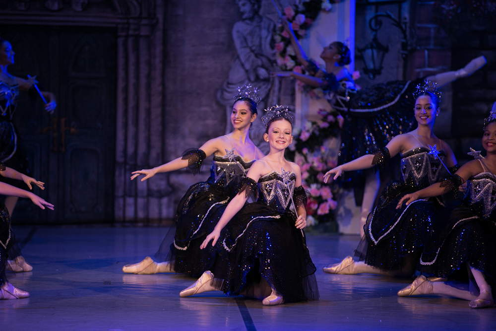 "Ballet students in Act 3 of <I>Coppelia</I>.<br />© Agustin Goncalves, <a href=""http://twitter.com/agusgon"">@agusgon</a>. (Click image for larger version)"