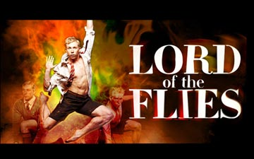 Lord Of The Flies poster image.© New Adventures.