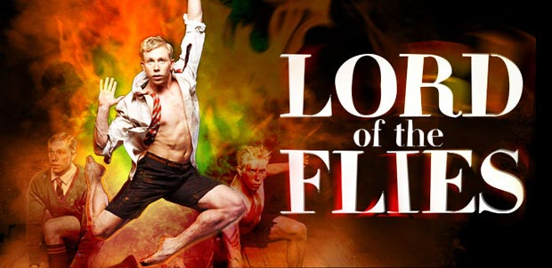 <I>Lord Of The Flies</I> poster image.<br />© New Adventures.