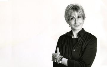 Twyla Tharp.© Richard Avedon. (Click image for larger version)
