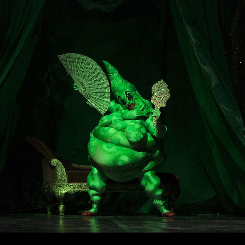 Monster Diva in The Fable Maker.© Costin Radu. (Click image for larger version)