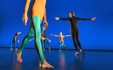 The legs of Benjamin Warbis + the company in Albatross.© Foteini Christofilopoulou. (Click image for larger version)
