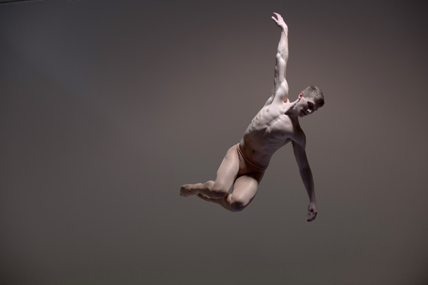 Ed Pearce of BalletBoyz The Talent 2013.<br />© Hugo Glendinning. (Click image for larger version)
