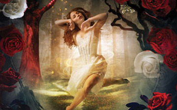 Poster image for Matthew Bourne's Sleeping Beauty.© Image by Hugo Glendinning. (Click image for larger version)