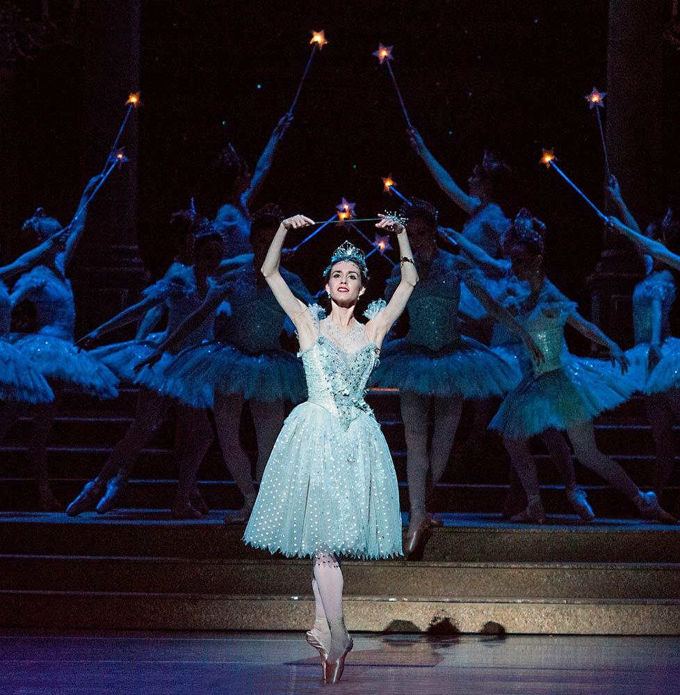 Petra Conti in Cinderella.© Gene Schiavone. (Click image for larger version)