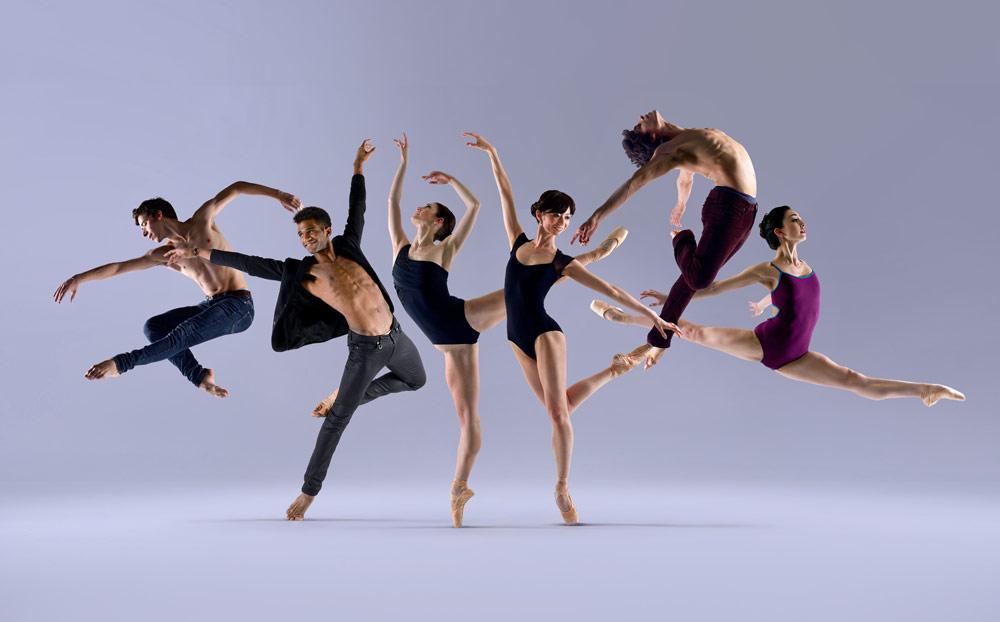 2014 Emerging Dancer Competition Nominees.<br />© Laurent Liotardo. (Click image for larger version)