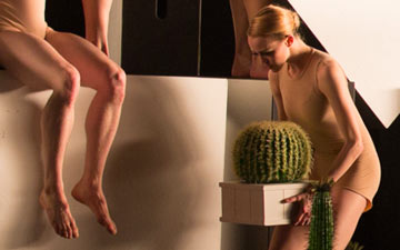 Boston Ballet in Alexander Ekman's Cacti.© Rosalie O'Connor. (Click image for larger version)