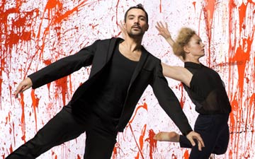Transitions Dance Company publicity image.© Chris Nash, (Click image for larger version)